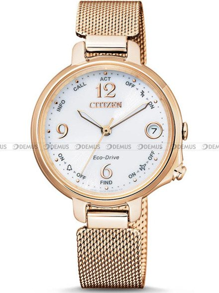 Zegarek Citizen Eco-Drive Bluetooth EE4033-87A