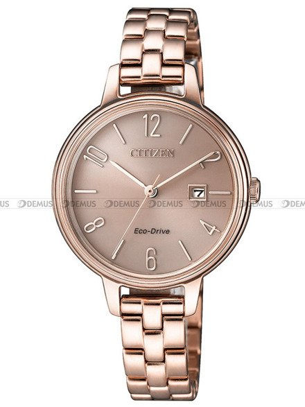 Zegarek Citizen Eco-Drive EW2443-80X