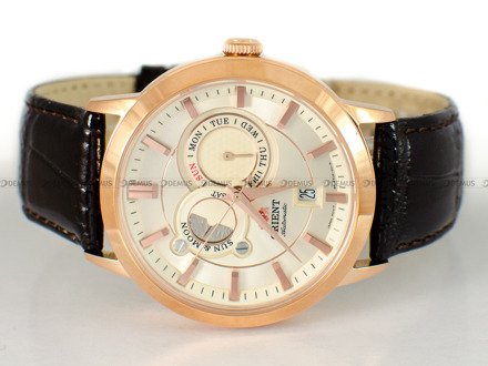 Zegarek Orient Automatic Multi-data FET0P001W0